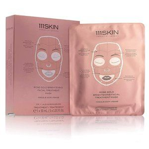 111Skin Rose Gold Brightening Facial Treatment X5